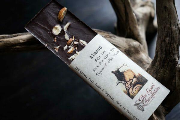 Almond Sea Salt Product
