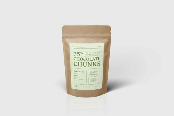 Chocolate Chunks Product Front scaled