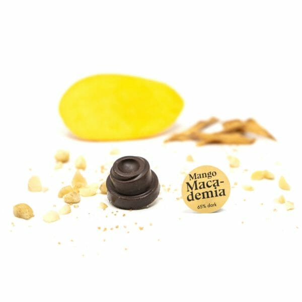 Mango Macadamia Bonbon