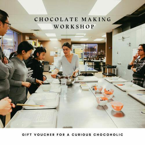 Shop Chocolate Making Workshop Gift Voucher